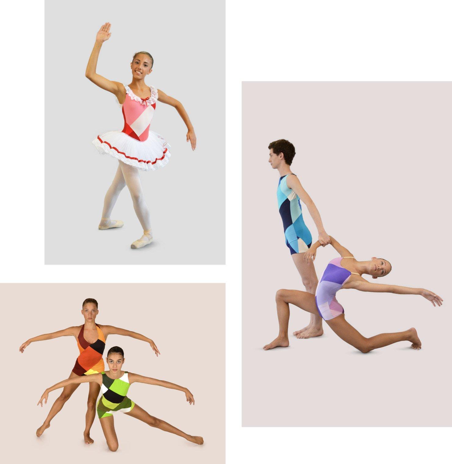 Home Patchwork Atelier della danza