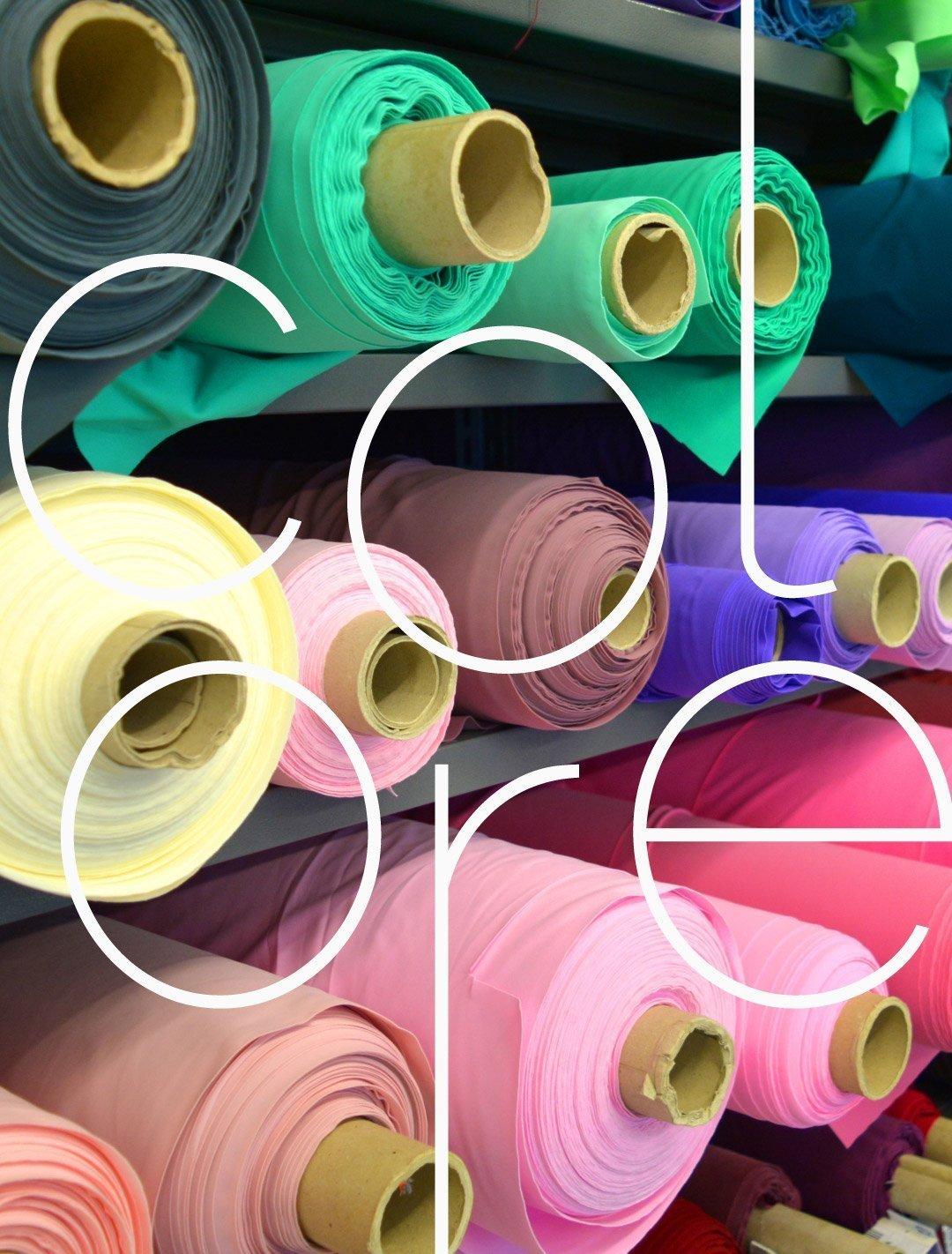 Home colori stoffa Atelier della danza