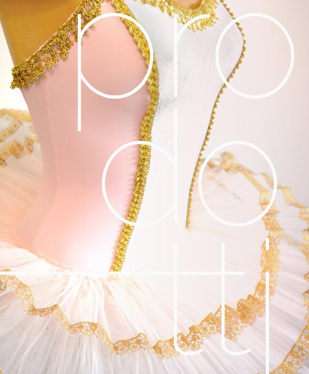 Home vestito prodotti Atelier della danza